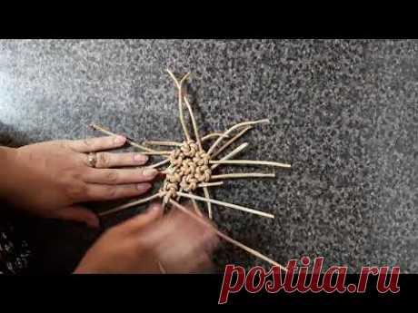 Пошаговая инструкция плетения сразу нескольких цветков сакуры