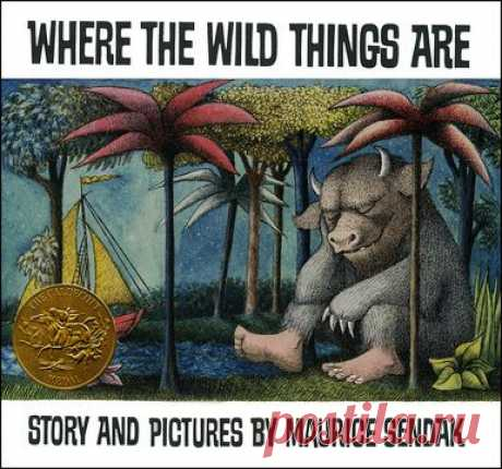 'Where the Wild Things Are' by Maurice Sendak (Book Review)