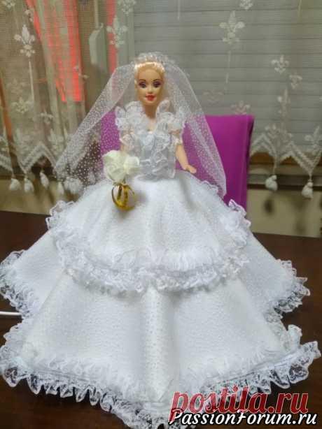 """Настольная лампа """"кукла"""" - запись пользователя Elif (Elena) в сообществе Прочие виды рукоделия в категории Другие виды рукоделия"""