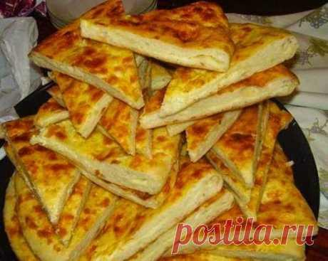 """Лучшие кулинарные рецепты: Блиц-рецепт """"Хачапури"""""""
