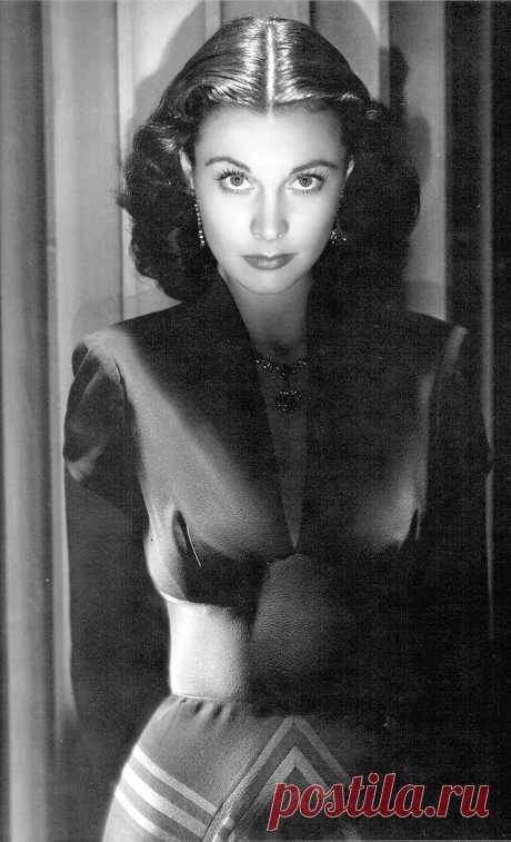 Photo album of the actress Vivien Leigh...