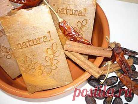 Божественный Chocolatl: варим мыло, дарующее радость и красоту - Ярмарка Мастеров - ручная работа, handmade