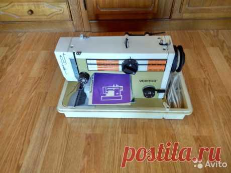 Швейная машинка veritas 8014/43 купить в Московской области на Avito — Объявления на сайте Авито