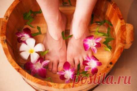 Самые хорошие ванночки для ног - allWomens