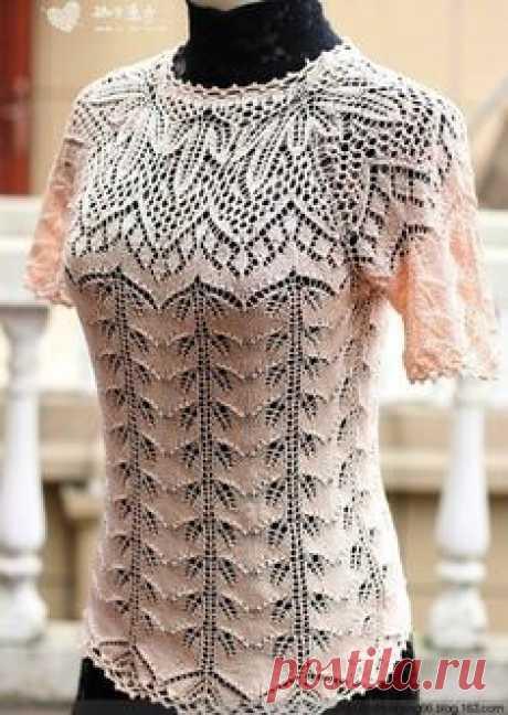 Красивенький пуловер