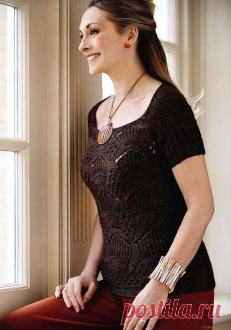 вязание спицами женские модели | Записи в рубрике вязание спицами женские модели | Дневник titmouses