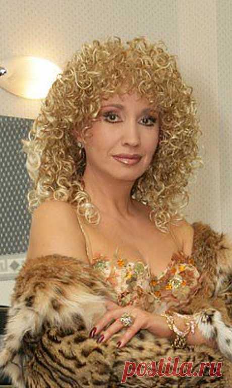 Irina Allegrova – the biography, the questionnaire, a photo, video, news - 7Дней.ру