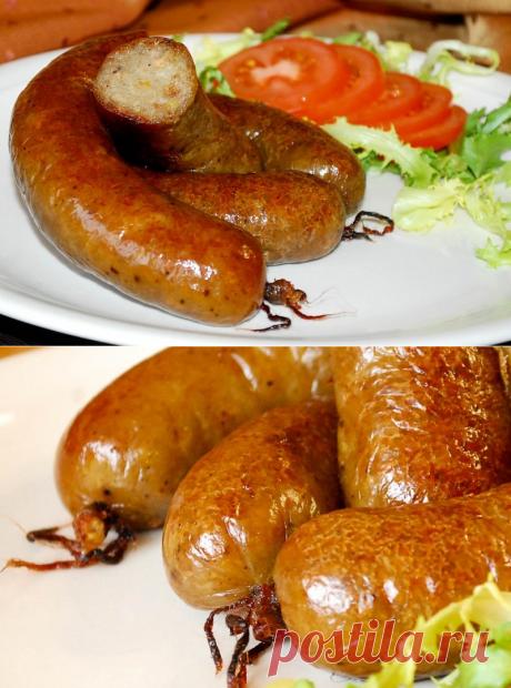 Рецепт картофельной колбаски в пир и в мир - Упражнения и похудение