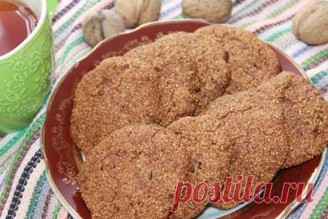 Печенье из гречневой муки без сахара, без молока. Содержит только полезные продукты!   Диеты и питание при заболеваниях   Яндекс Дзен
