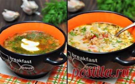 Суп «Чехословацкий» | Мама знает...