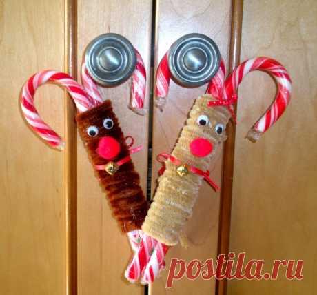 Съедобные новогодние украшения | Делимся советами