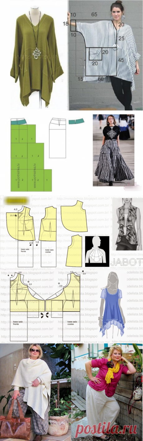 Одежда в стиле бохо: модные вязаные платья в стиле бохо, свадебные платья и одежда бохо для полных