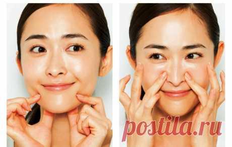 Как эффективно защитить лицо от полноты, провисаний и морщин: Советы Японского косметолога | Точка Стройности | Яндекс Дзен