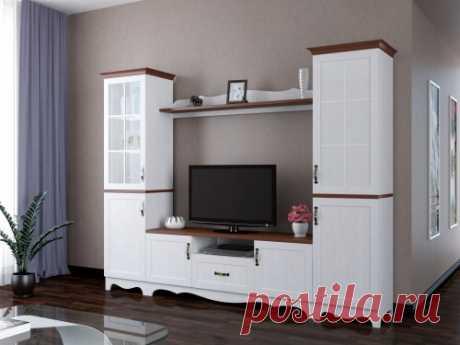 Комплект Гостиная «Вентура», МДФ - Фабрика мебели «Интеди»