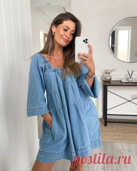 Идеи летней повседневной одежды / Все для женщины