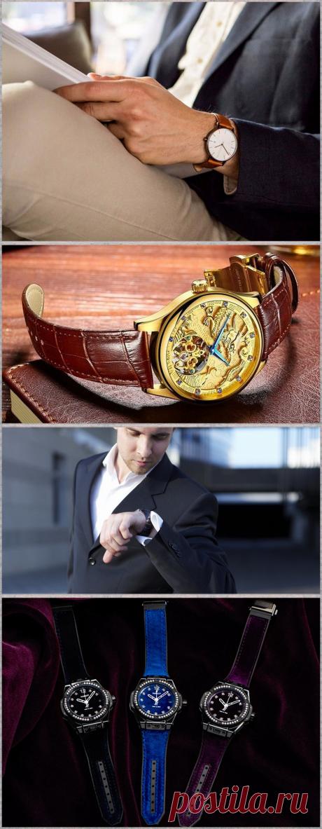 Вот для чего мужчине нужны часы | В ногу со временем | Яндекс Дзен