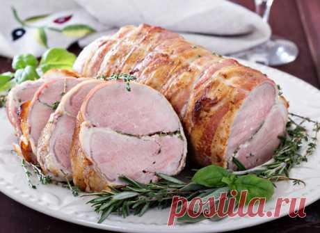 Мясо в мультиварке: рецепт ароматной буженины - tochka.net