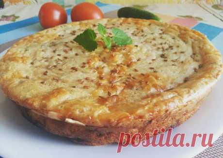 (14) Сметанник с рыбными консервами (закусочный пирог)😋👌 - пошаговый рецепт с фото. Автор рецепта 💕Lucia 💕☕🌸🌸🌸 . - Cookpad