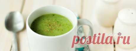 Овощной суп-пюре с базиликом - вкусный рецепт с пошаговым фото