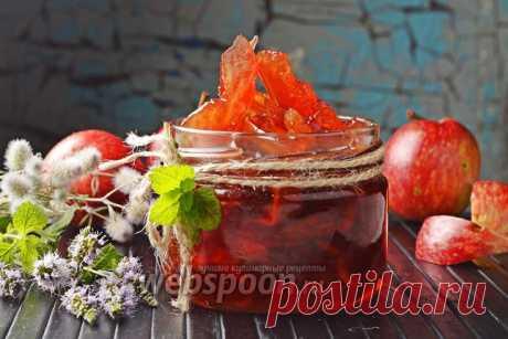 Прозрачное варенье из яблок дольками (янтарное) рецепт с фото, как сварить на Webspoon.ru