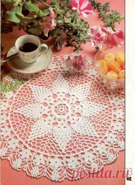 (91) Verónica Crochet - პოსტები