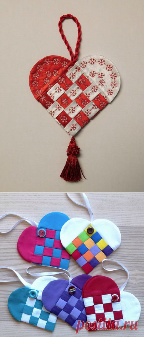 Red and White Hearts Are a Lovely Holiday Tradition - Quilting Digest