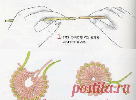 Японские секреты вязания