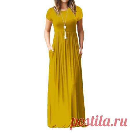 длинное летнее платье для полных - Поиск в Google