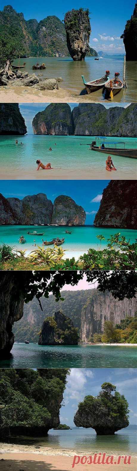 Волшебный Таиланд: Краби ( 13 фото)