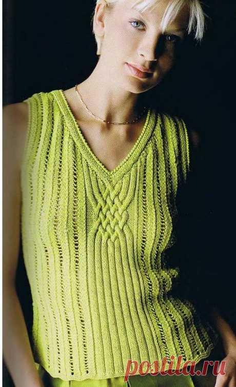 Без этих вязаных топов я не представляю солнечного лета! | Asha. Вязание и дизайн.🌶 | Яндекс Дзен