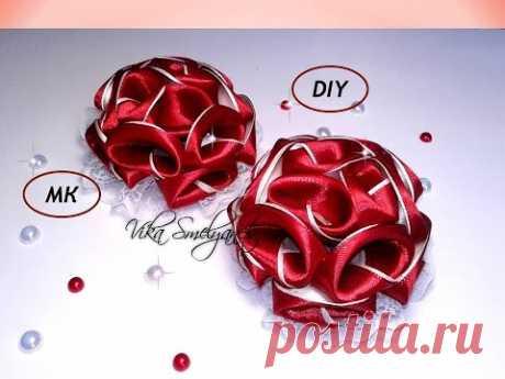 Flower with a new petal on rezinke\/MK\/DIY\/new petal - YouTube