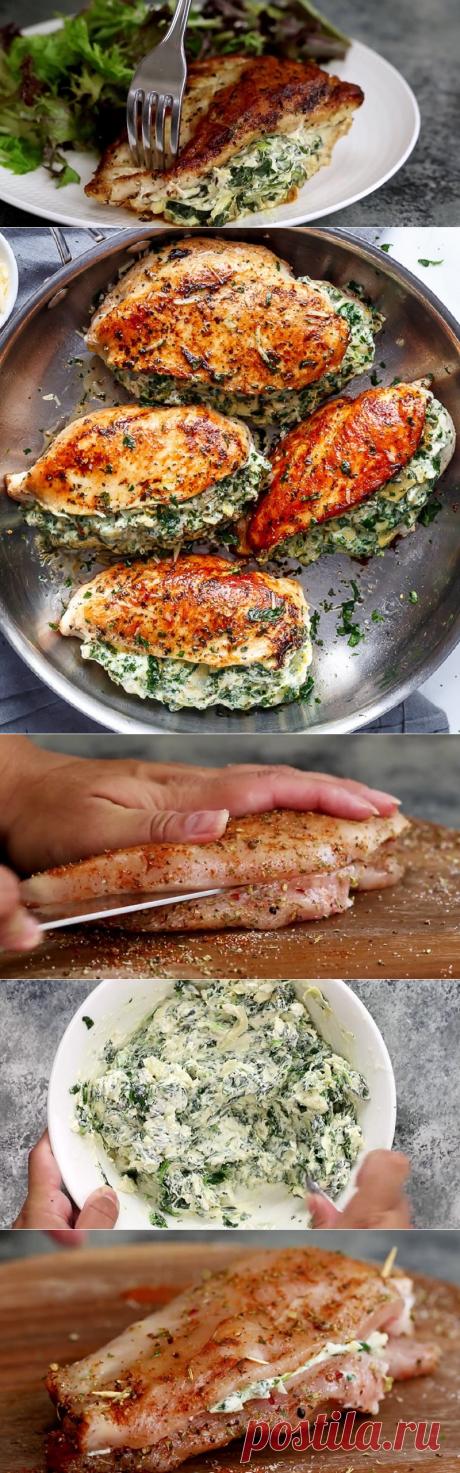 Приготовила куриное филе необычным способом! Ну очень сочное блюдо… — Копилочка полезных советов