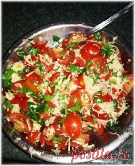 """Несложные салатики на каждый день Только для подписчиков сообщества """"Салаты"""" 🥗 Итак, очень простые и очень вкусные салаты!"""