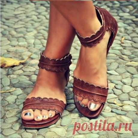 Летние женские сандалии на Алиэкспресс   Алиэкспресс Обзор