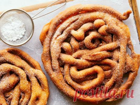 Детворе: одесские зюки - оригинальные пончики.   DiDinfo   Яндекс Дзен