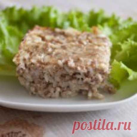 Как приготовить рисовую запеканку с мясом в мультиварке - Запеканка в мультиварке от 1001 ЕДА