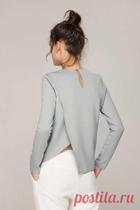 Идеи для блузок