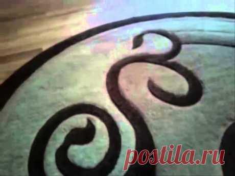 Чем#почистить#ковер#дома?Сlean#the#carpet#at#home - YouTube