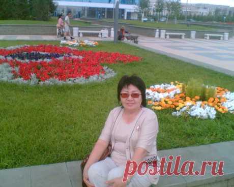 Гульжан Абенова