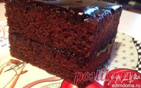 Необычное пирожное | Кулинарные рецепты от «Едим дома!»