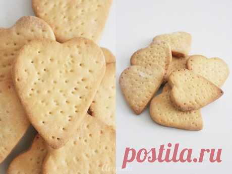 Как приготовить галетное печенье. - рецепт, ингредиенты и фотографии