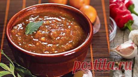 Ткемали: еще один прекрасный соус к мясу. Послевкусие невозможно описать словами