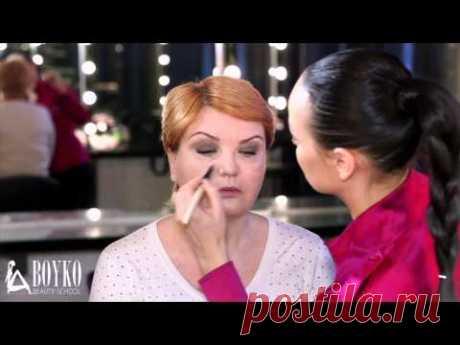 El maquillaje de edad