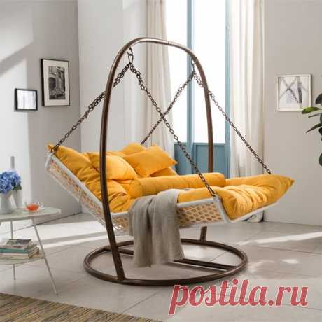 Купить подвесную кровать для квартиры