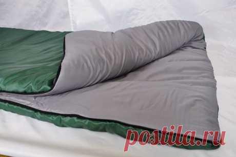 Спальный мешок своими руками из одеяла: мастер-класс