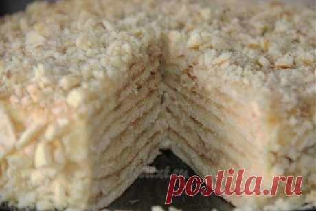 Как приготовить торт минутка без выпечки - рецепт, ингридиенты и фотографии