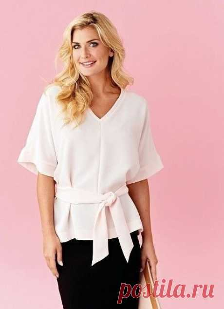 Простая свободная блуза. Каждый сможет ! Простая свободная блуза. Каждый сможет... Простая свободная блуза. Каждый сможет !Простая свободная блуза. Каждый сможет !Простая свободная блуза. Каждый сможет !