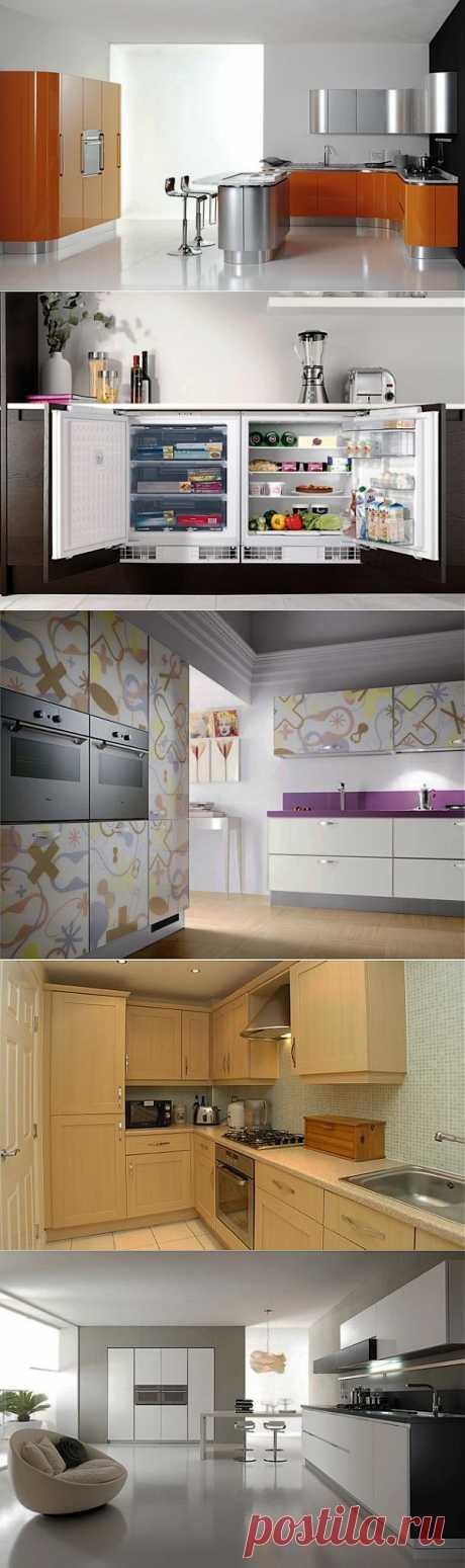 Встроенный холодильник | ПРАВИЛЬНО выбираем бытовую технику