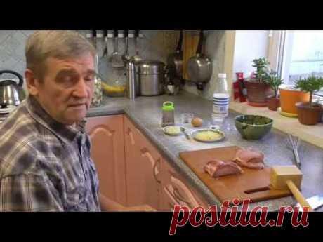 Как приготовить отбивные из свинины на сковороде Готовим мясо