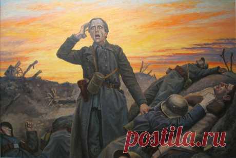 Последний солдат | ПроЧтение | Яндекс Дзен